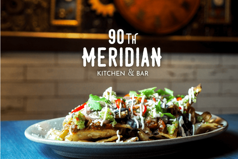 90th Meridian