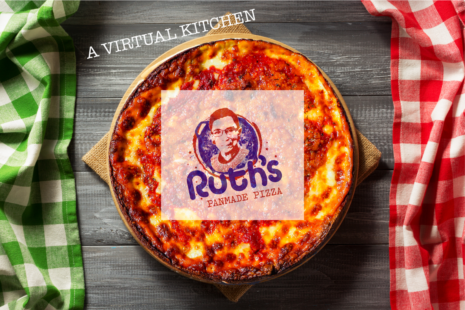 Ruth's Panmade Pizza